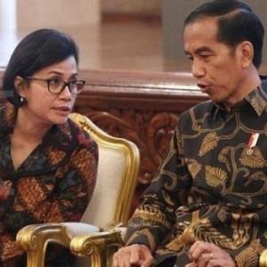 Viral Foto Lawas Presiden Jokowi Jadi Panitia Seminar, Narasumbernya Sri Mulyani