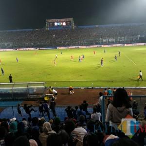 Arema FC Optimistis Bisa Gelar Laga di Stadion Kanjuruhan