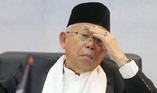 Wakil Presiden Ma'ruf Amin Ketakutan Soal Potensi Kluster Baru Covid-19 di Pesantren