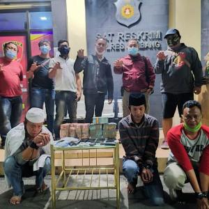 Ngaku Ulama, Tiga Warga Wonosobo Ini Curi Uang Rp 385 Juta di Jombang