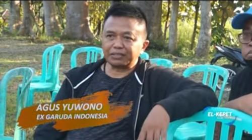 Agus Yuwono saat bercerita kepada El Kepet (screenshot YouTube El Kepet Kelab Henam)