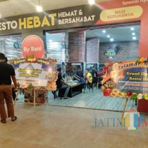Di Kafe dan Resto Hebat, Bayar 15 Ribu Sudah Bisa Makan Sepuasnya