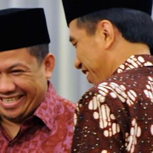Makin Kurus, Fahri Hamzah Ungkap Berat Badan Jokowi Turun 3 Kg karena Mikir Keadaan
