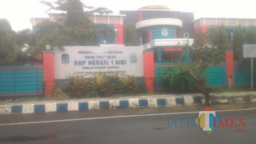 Bina Siswa, SMP Negeri 1 Giri Gandeng TNI, Polri, Dinkes, KUA