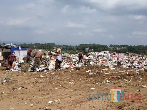 Volume Sampah di Kota Malang Turun 10 Persen