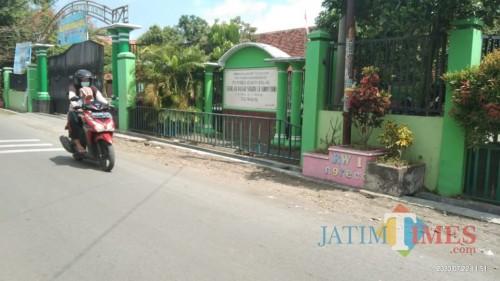 SDN Sobontoro 1 dan 2 yang dimerger jadi 1 sekolah (Joko Pramono for Jatim TIMES)