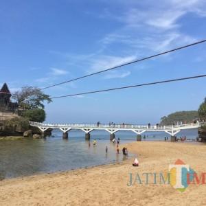 Sempat Ditutup, Objek Wisata Pantai di Kabupaten Malang Akhirnya Kembali Dibuka