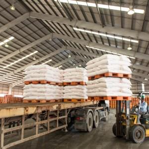 Pupuk Kaltim Salurkan 160.173,8 Ton Pupuk Urea Subsidi untuk Jatim