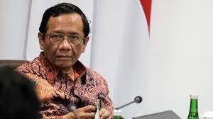 Mahfud MD (Foto:   indonews.id)