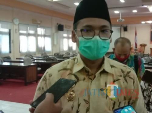 Bupati Bangkalan Abdul Latif Amin Imron