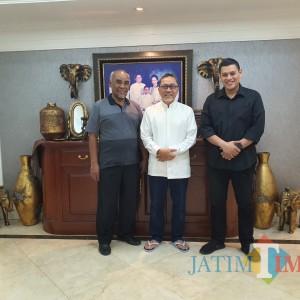 Wali Kota Kediri Mas Abu Minta Restu Ketum DPP pada Pemilihan Ketua DPW PAN Jatim