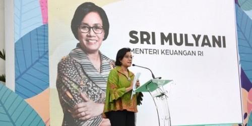 Menteri Keuangan Sri Mulyani  (Foto: Humas Kemenko Perekonomian)