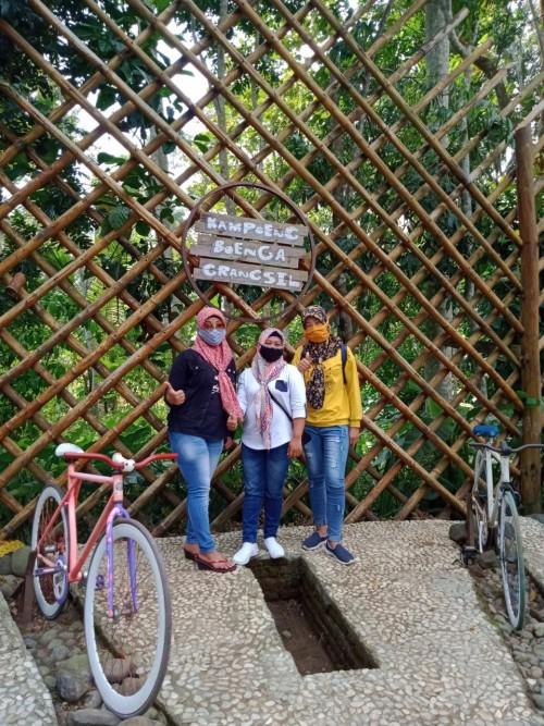 Mau Hilangkan Penat? Yuk Kunjungi Destinasi Wisata Baru Kampung Bunga Grangsil di Dampit