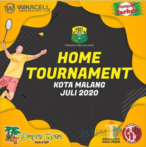 Home Tournament PBSI Kota Malang (PBSI Kota Malang for MalangTIMES)