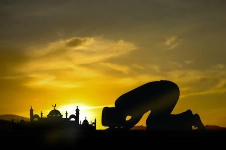 Ilsutrasi muslim (Foto:  Bzavpress ||)