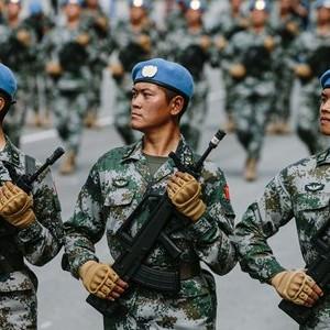 Video Seragam Tentara China Di-laundry di Kelapa Gading Viral, Polisi Beri Penjelasan