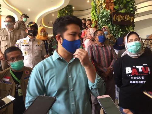 Wakil Gubernur Jawa Timur, Emil Elestianto Dardak. (Foto: Irsya Richa/MalangTIMES)