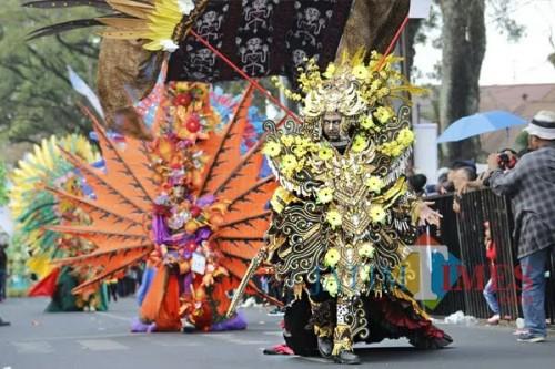 Dikemas Berbeda, Malang Flower Carnival 2020 Digelar Virtual