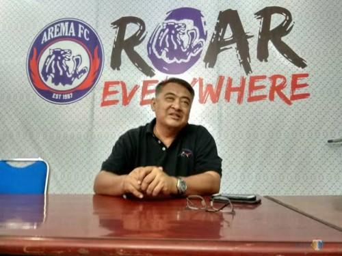 General Manager Arema FC, Ruddy Widodo (foto dok MalangTIMES)
