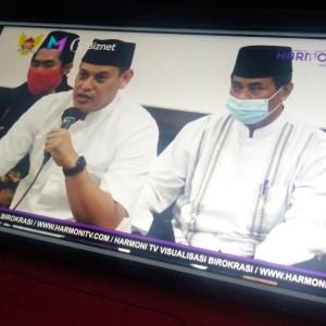Panjatkan Doa Keselamatan, HUT ke-1141 Kota Kediri Diawali Khotmil Qur'an Virtual
