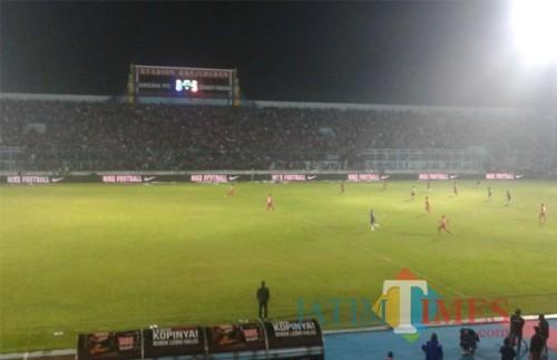 Stadion Kanjuruhan yang bakal direnovasi oleh pemerintah (Foto : Istimewa)