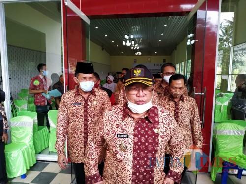Bupati Tulungagung Maryoto Birowo (Foto : Anang Basso/ TulungagungTIMES)