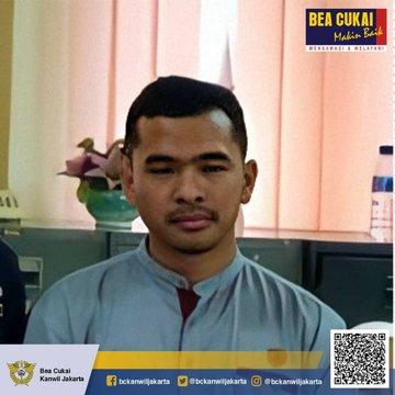 YouTuber Putra Siregar ditangkap. (Foto: Twitter @mazzini_gsp)