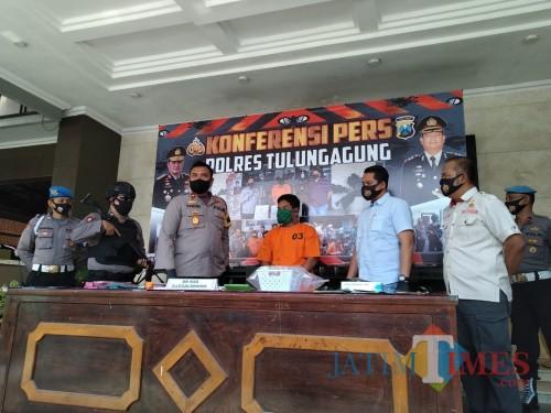 2 Kali Mangkir dan Lari ke Jakarta, Pemilik Tambang Ilegal Ditangkap