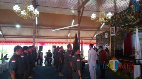 Pengurus Perbakin Bangkalan Dilantik, Bupati Ra Latif: Jangan Menyalahgunakan Senjata