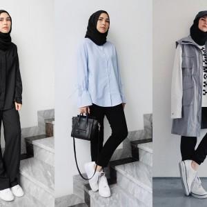 4 Warna Hijab yang Wajib Dimiliki Agar Tak Susah untuk Padu Padan dengan Pakaianmu!