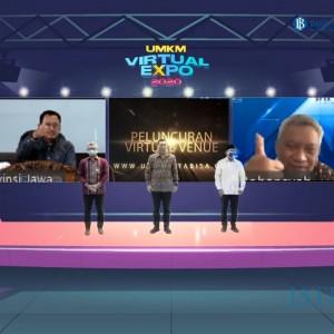 UMKM Virtual Expo 2020 di Kediri, Beli Barang Bisa dengan Cara Ini