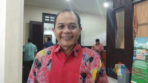 Ketua DPRD Kota Malang I Made Riandiana Kartika (Pipit Anggraeni/MalangTIMES).