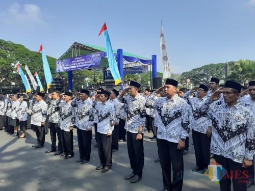 ASN Pemkot Malang (Dokumentasi MalangTIMES)