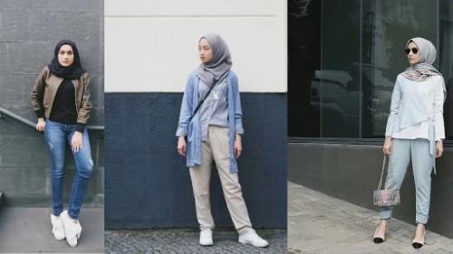 Inspirasi style hijab (Foto:  Weedhus.Com)