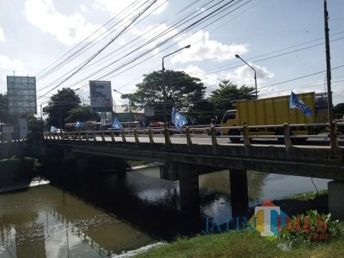 Ditutup Selama 2 Bulan, Ini Pengalihan Arus Selama Jembatan Lembu Peteng Diperbaiki