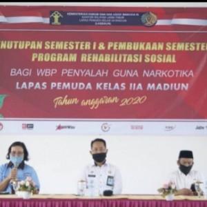Lapas Gandeng Kemenag dan Yayasan Bambu Nusantara dalam Rehabilitasi Warga