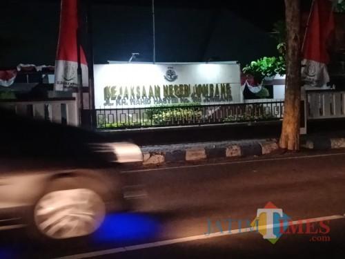 Kantor Kejaksaan Negeri Jombang. (Foto: Adi Rosul/ JombangTIMES)