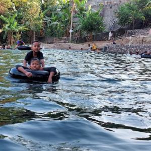 Bosan Kolam Berkaporit, Wisata Air yang Satu Ini Perlu Dicoba