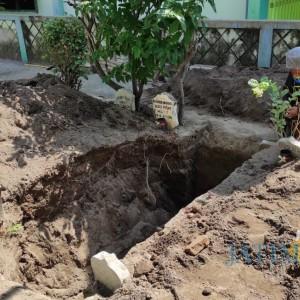 Alm KH Hasyim Wahid Dimakamkan di Kompleks Makam Pendiri NU