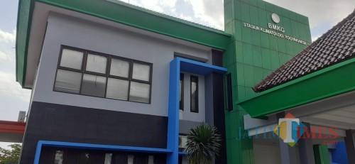 Stasiun Klimatologi BMKG Yogyakarta