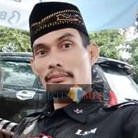 Agung Purwanto ketua Pawahikorta / Foto : Anang Basso / Tulungagung TIMES