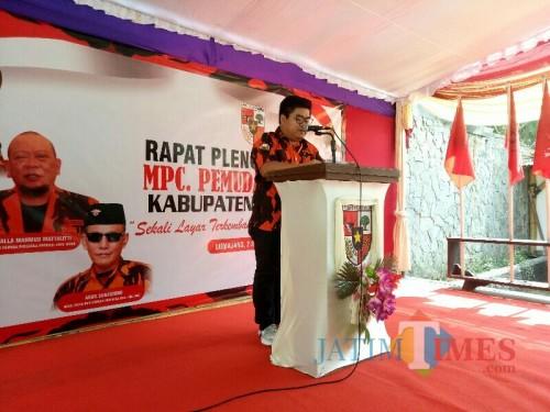 MPC Pemuda Pancasila Lumajang Gelar Pemilihan Ketua Baru