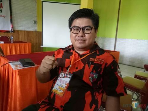 Didukung 20 PAC, Agus Setiawan Akhirnya Pimpin Pemuda Pancasila Lumajang