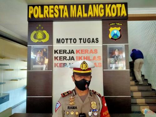 Kasatlantas Polresta Malang Kota AKP Ramadhan Nasution (Doc MalangTIMES)
