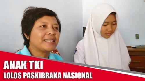 Dhea Lukita Andreana, Anak TKI Asal Tulungagung Jadi Paskibraka Nasional di Tengah Pandemi