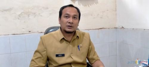 Kabid Perdagangan Disperindag Kabupaten Sumenep, Ardiansyah Ali Shochibi (Foto: Syaiful Ramadhani/Sumenep JatimTimes)