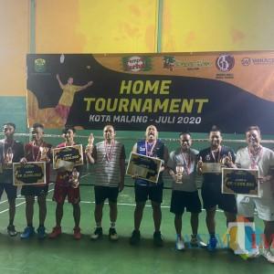 Sukses Digelar, PBSI Kota Bakal Jadikan Home Tournament Agenda Rutin Tahunan