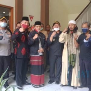 DPRD Terima Aspirasi AMAR, Kapolres Tulungagung Imbau Kedua Belah Pihak Patuhi Aturan