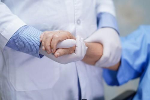 Ilustrasi pasien sembuh