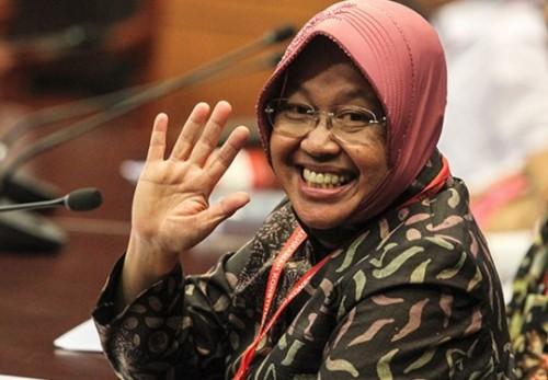 Risma Klaim Surabaya Jadi Zona Hijau, Beberkan Program Khusus Bagi Pasien Covid-19